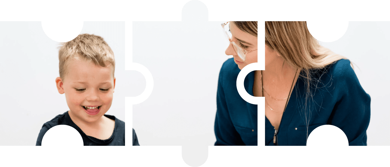 Connect Paediatric Therapy Services Website Job Vacancies Puzzle Banner