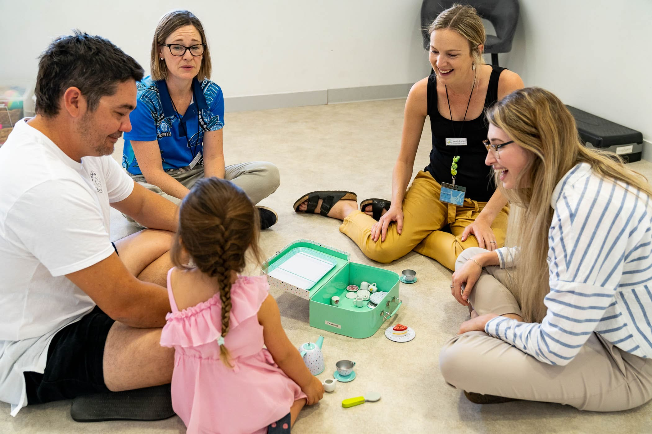 Connect Paediatric Therapy Program - Circle of Security Parenting