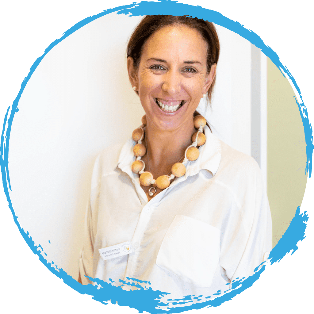 Connect Group Founder - Caitlin Breheny