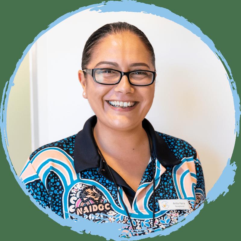 Anita Haira - Practice Manager