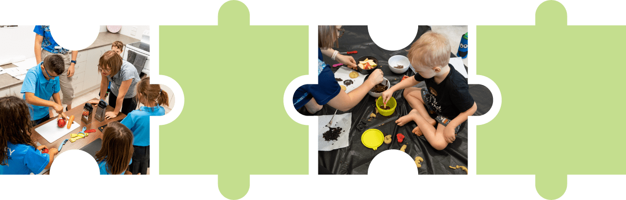Connect Paediatric Therapy Services Programs KIDchen Explorers