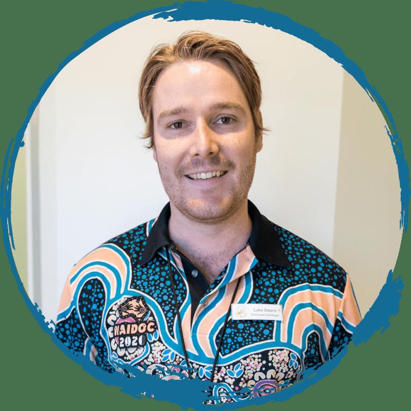 Provisional Psychologist - Luke Steere