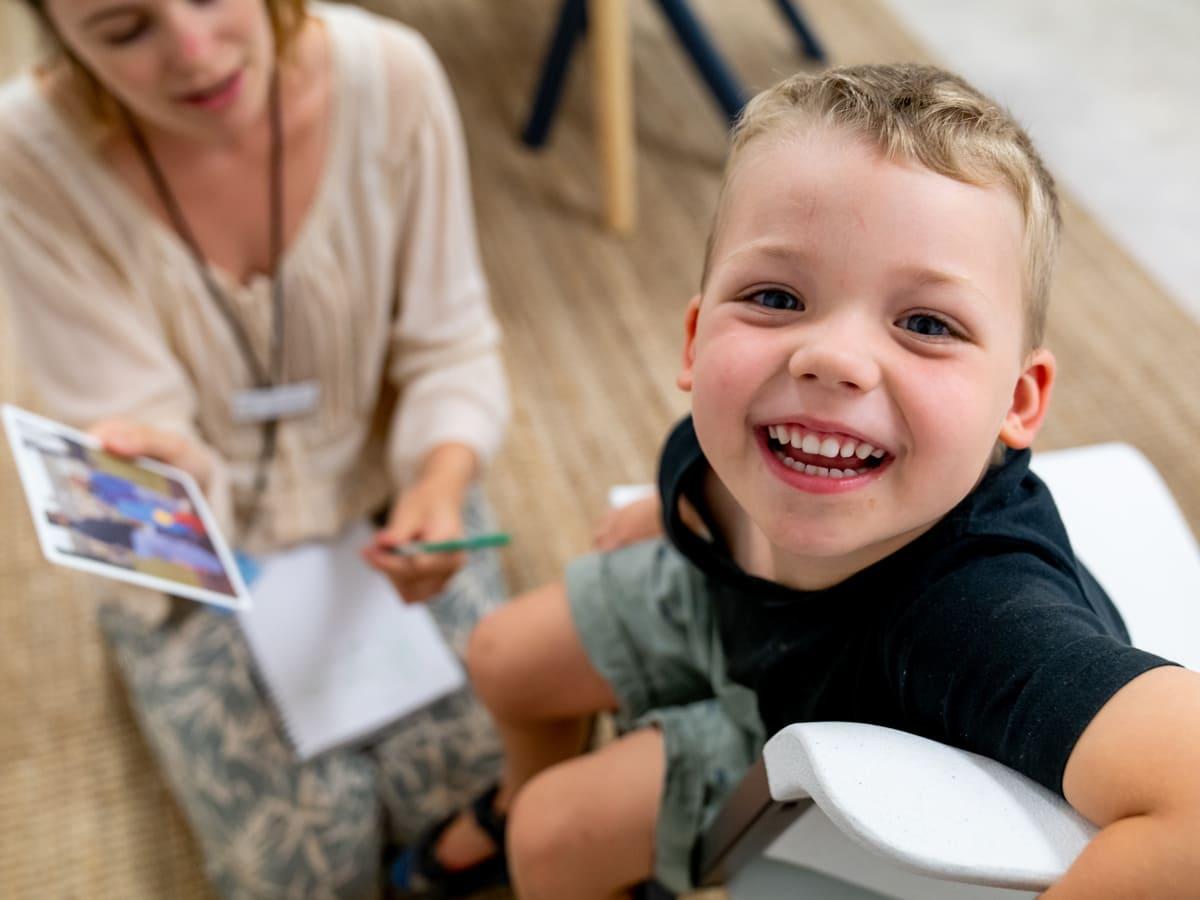 Your Child & Behaviour